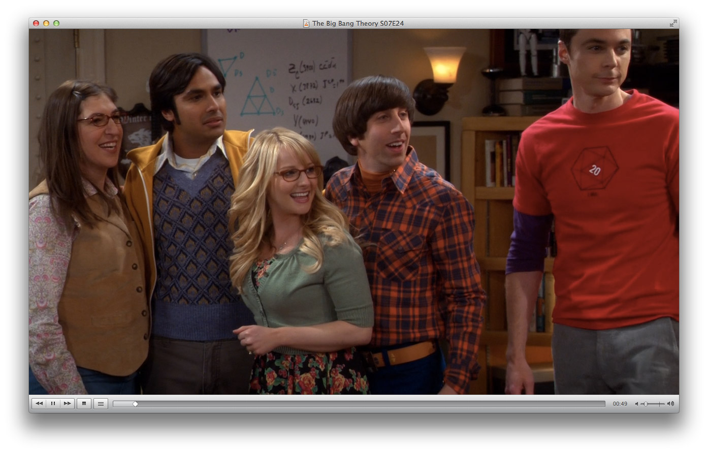 VLC - The Big Bang Theory