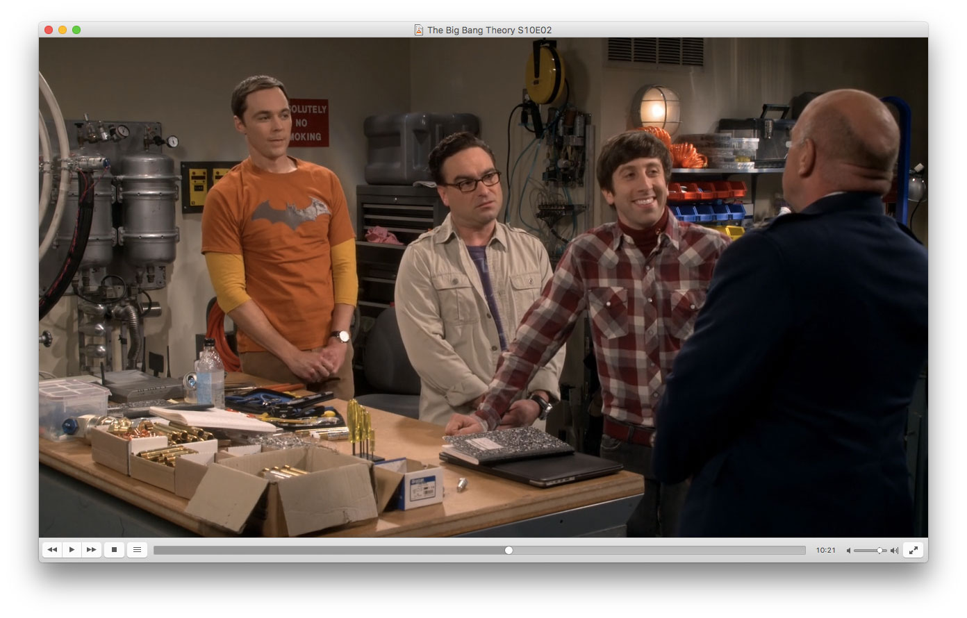 VLC - The Big Bang Theory
